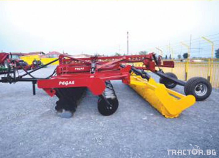 Брани Брана Пегас 0 - Трактор БГ