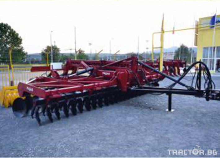 Брани Брана Пегас 1 - Трактор БГ
