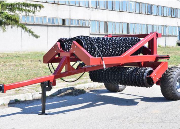 Валяци Валяк Пегас 0 - Трактор БГ