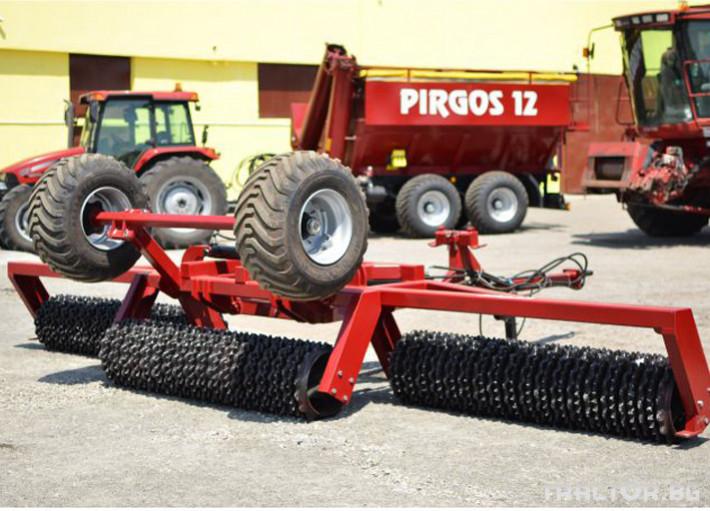 Валяци Валяк Пегас 2 - Трактор БГ