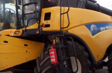 New Holland CR 9080 Двуроторен комбайн