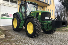 John-Deere 6830 POWER QUAD PLUS ЛИЗИНГ
